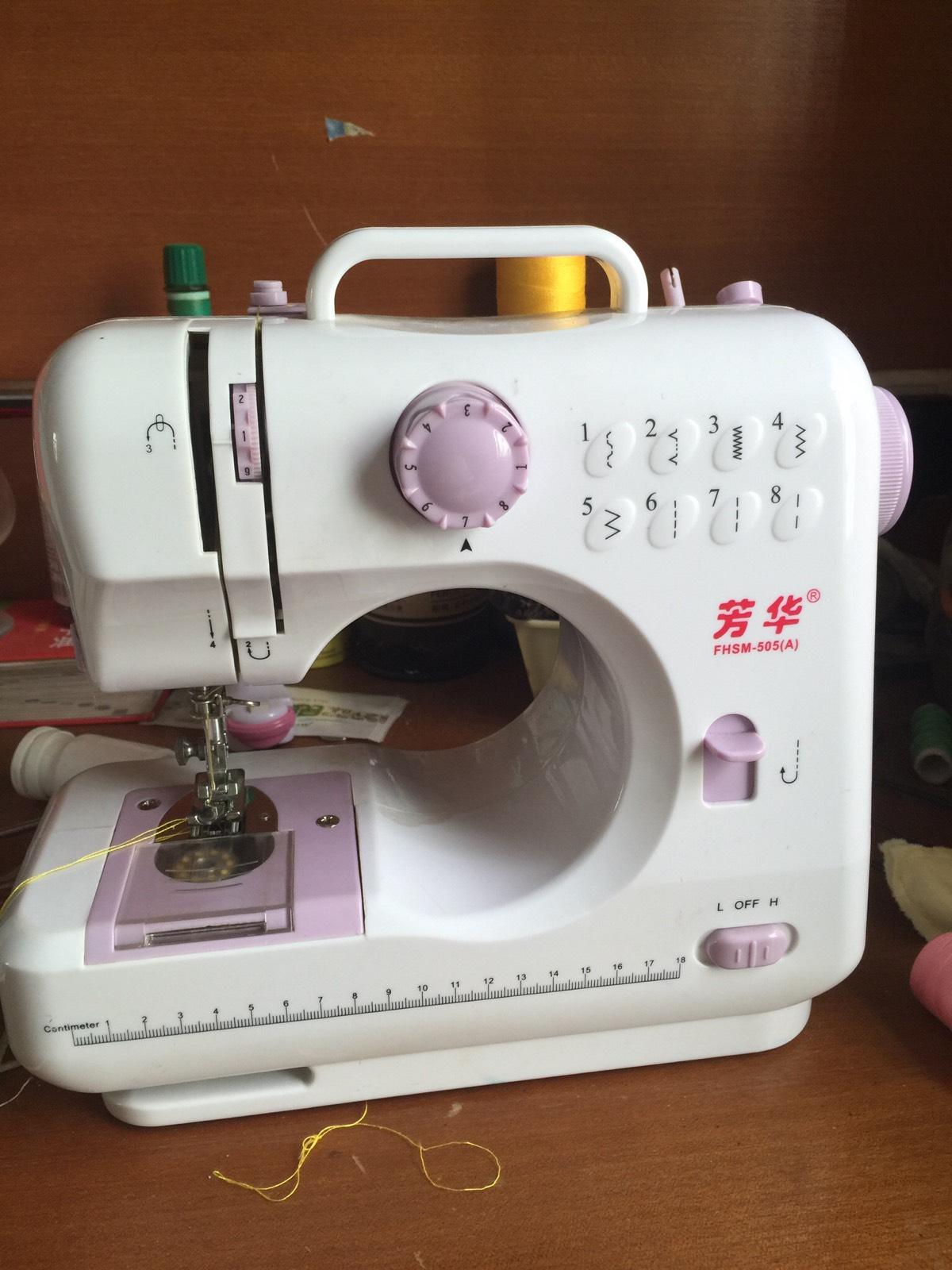 龙华转芳华缝纫机