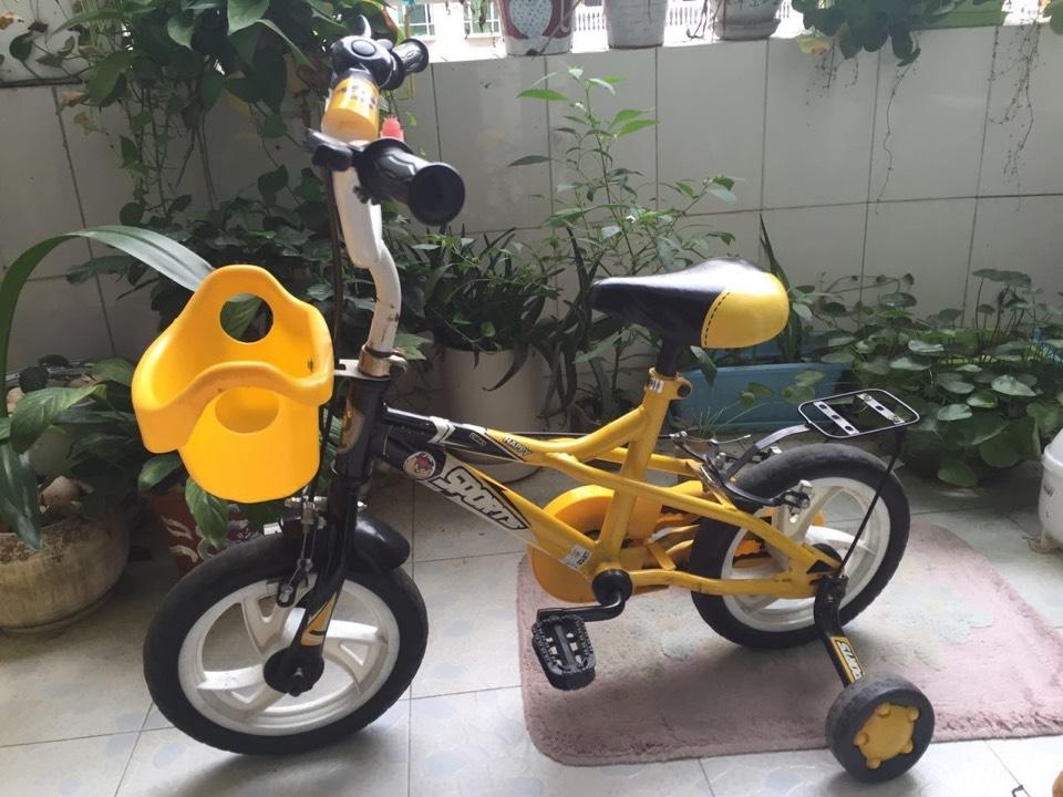小龙哈皮儿童自行车3岁左右