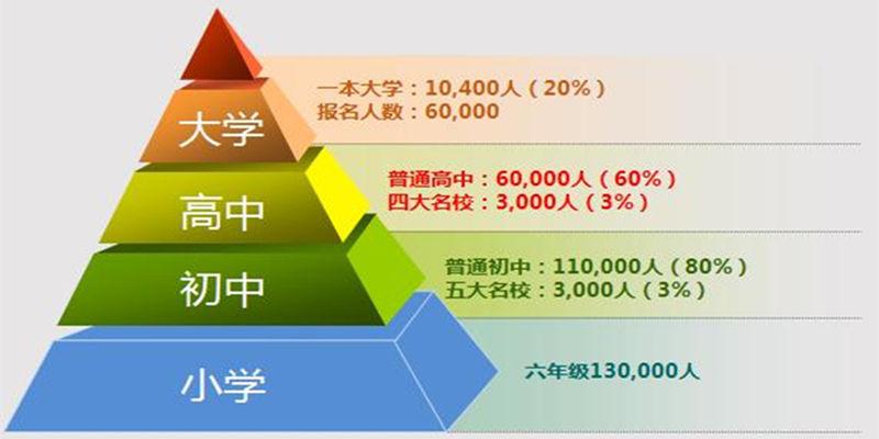在深圳,你知道升学压力有多大么?
