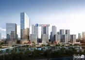 龙中行政核心区 滨水河畔,金地龙城中央楼评