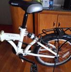 捷安特瑞宝RUBO4.0折叠自行车转让