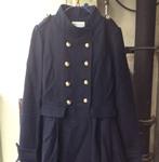 全新 7.modifier拉夏贝尔 裙摆式大衣
