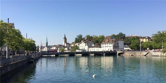 2018暑假瑞士意大利12日游记