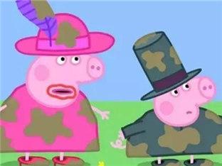 《小猪佩奇》的教育法则适合国人吗-咚咚地产头条
