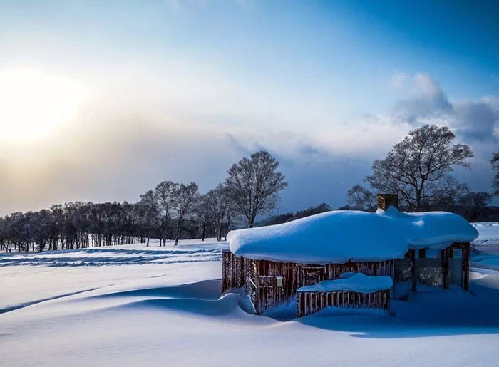 寒假亲子游从北海道开始,过一个童话的冬天
