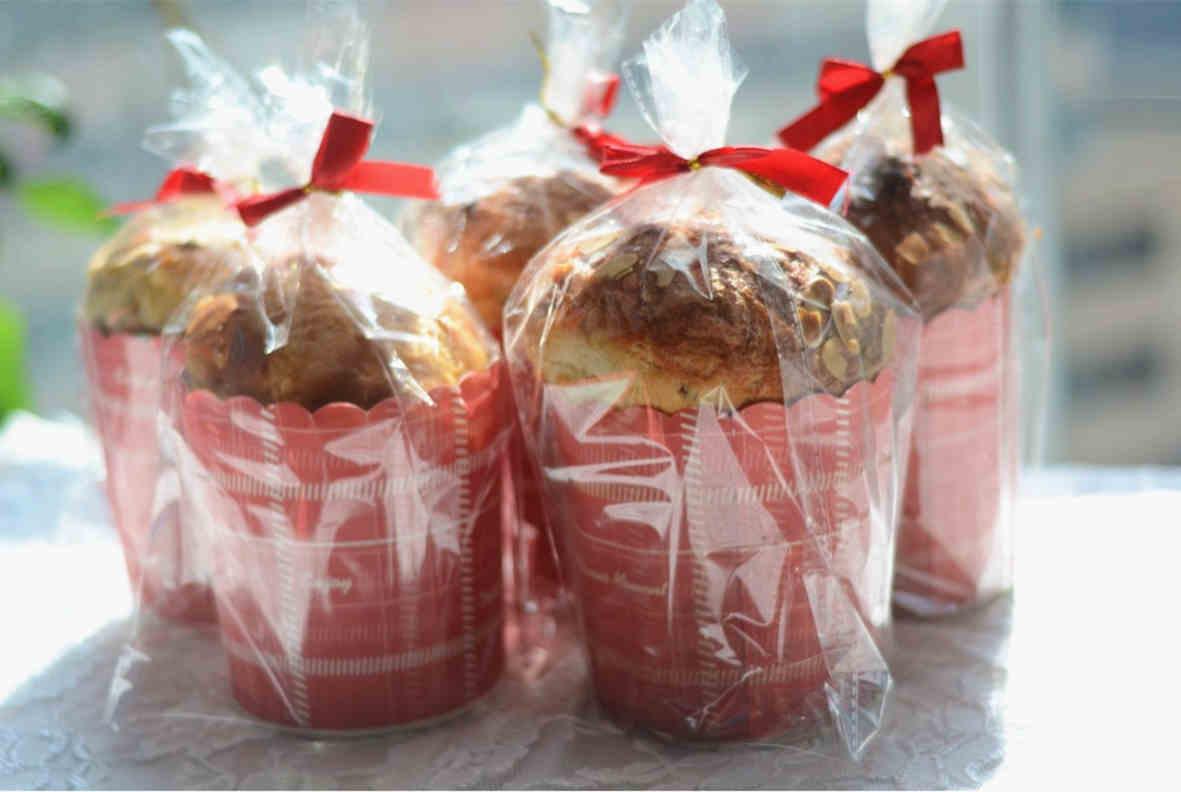 教你做美味可口的圣诞节面包:潘纳托尼