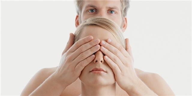 靈魂之戀:我的太太是盲人