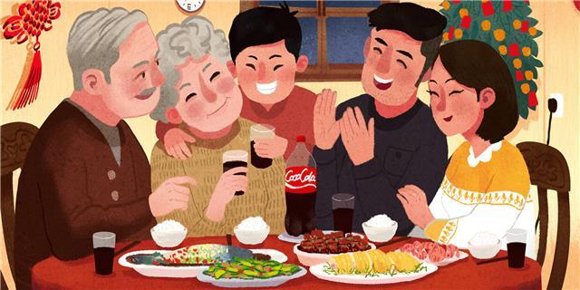 这次大半个中国终于实现了家庭和睦