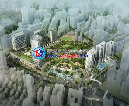 凯德·公园1号_业主论坛 - 家在深圳